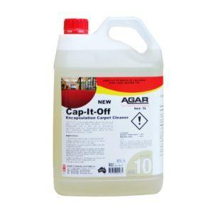Agar Cap It Off 5LT