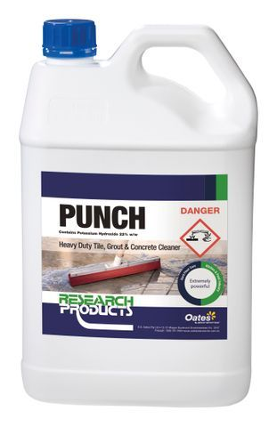 Oates Research Punch 5Ltr