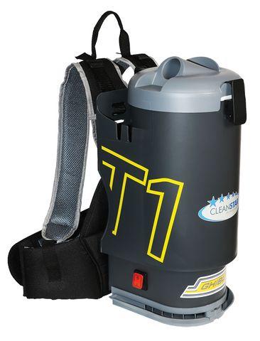 Ghibli T1 Backpack Vacuum Cleaner - Version 3