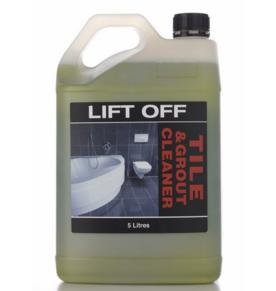 Lift Off -Tile & Grout Cleaner 5LT