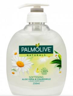 Palmolive Liquid Hand Soap Aloe Vera Pump 250ml