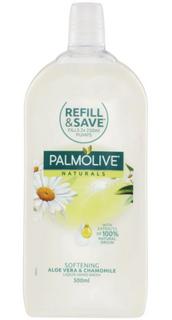 Palmolive Liquid Hand Soap Aloe Vera Refill 500ml
