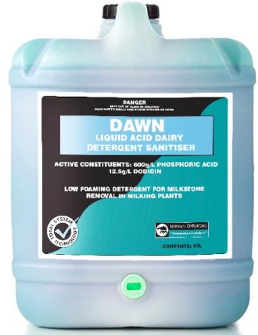 096105 Dawn Liquid 20Ltr