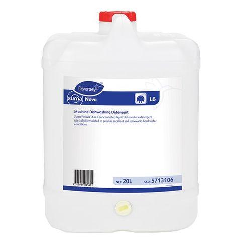 Suma Nova L6 Auto Dish Detergent 20LT