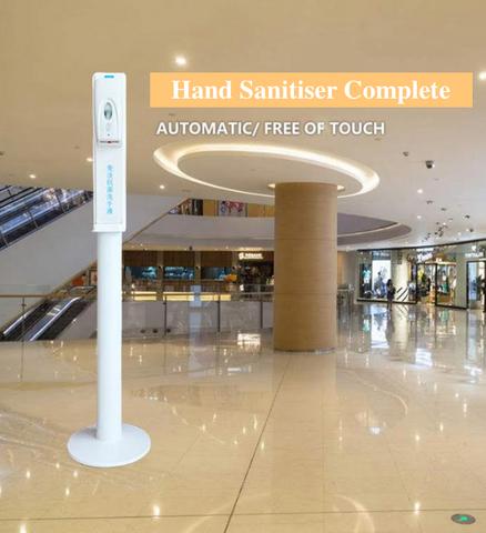 Antibacterial Hand Sanitiser Complete