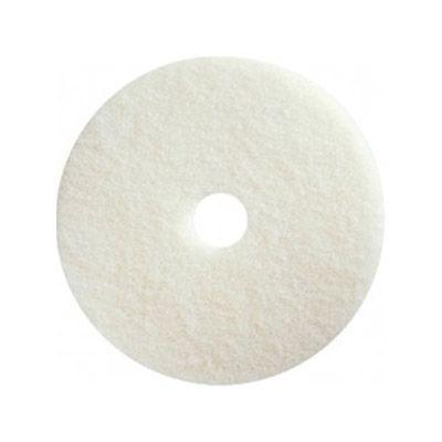 Floor Pad 400mm (White)