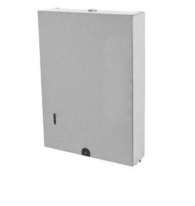 Stainless Steel Interleaved Hand Towel Dispenser