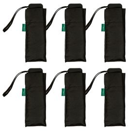 Pocket Companion 6 pk Refill; Black