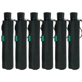 Skinny Mini Mate 6 pk Refill; Black
