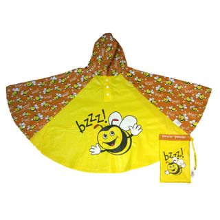 BUGZZ Poncho - Bee v2