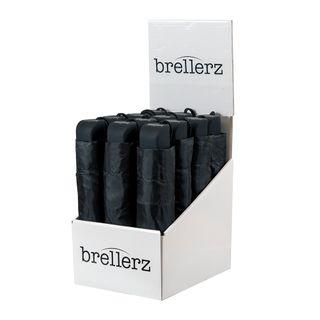 Box of 12 WINDPROOF FOLDING BRELLERZ