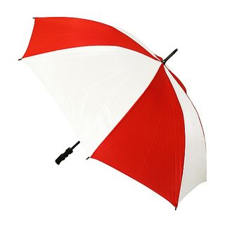 CONDOR 71CM F/GLASS GOLF; RED/WHITE; .
