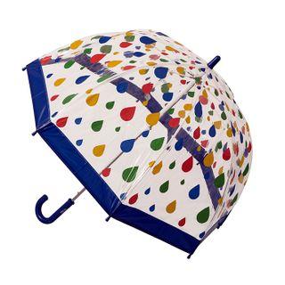 Kids PVC Birdcage; Raindrops