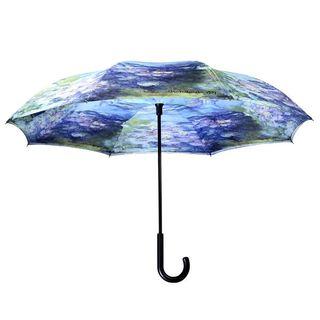 Galleria Reverse Cover; Waterlilies