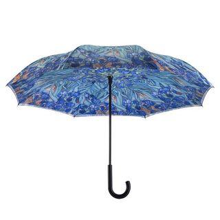 Galleria Reverse Cover; Van Gogh Irises