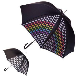 Auto; Rainbow appears when wet