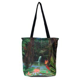 Rainforest; Tote Bag