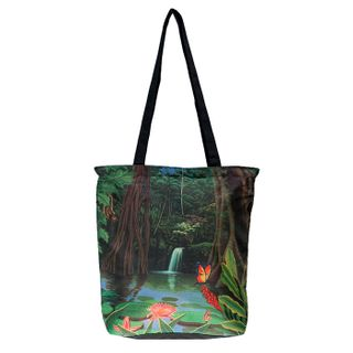 Rainforest; Tote Bag