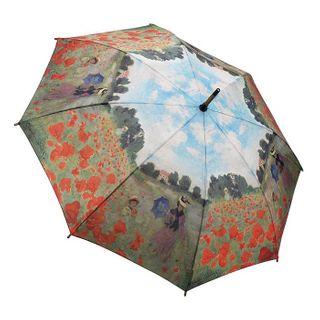 Monet Poppy Field; Auto