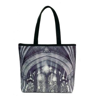 Cathedral; Tote Bag