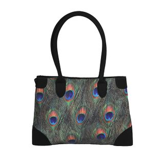 Peacock; Tote Bag