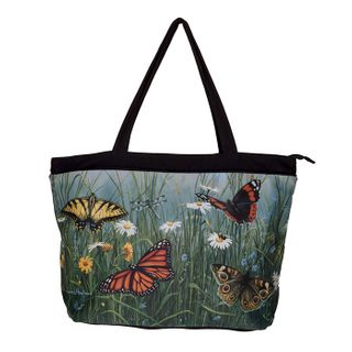 Hautman Butterfly; Tote Bag