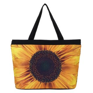 Sunflower Bloom; Tote Bag