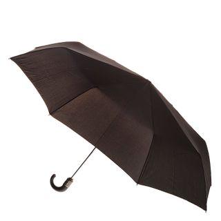Black; Leatherette handle