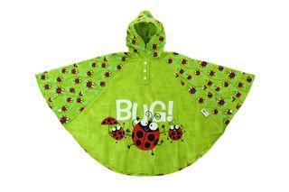 BUGZZ Poncho - Ladybug v2