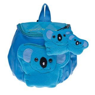 Kidorable; Koala Blue Backpack