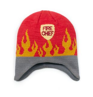 FIREMAN BEANIE HAT