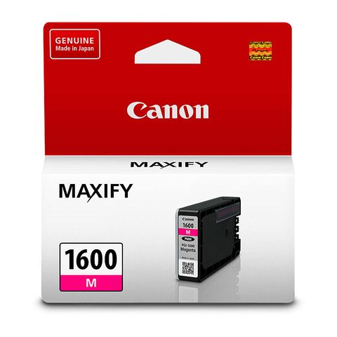 CANON PGI1600M MAGENTA INK TANK 300 Pages