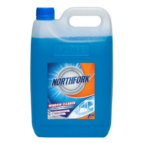 NORTHFORK WINDOW AND GLASS CLEANER 5L-cqs16 - 19317257430206