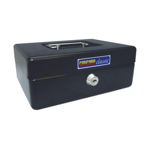 CASH BOX CLASSIC NO8 BLACK  ESSELTE-CQS9 - 9310691310861