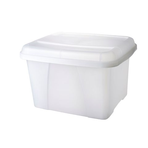 CRYSTALFILE PORTA BOX CLEAR -CQS9 - 9312311450032