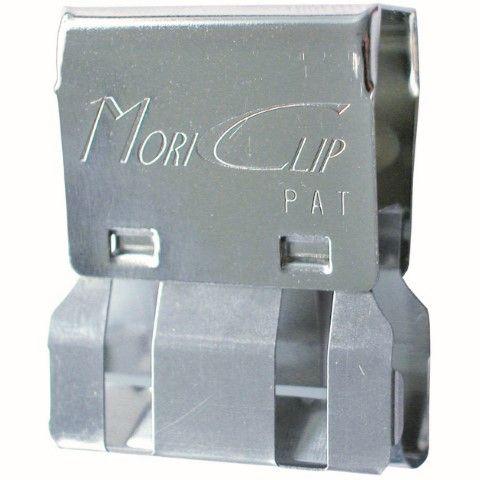 CARL MORI CLIP CLIP PAPER MC55 LARGE SILVER -CQS14 - 4971760940492
