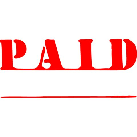 1221 PAID RED XSTAMPER-cqs9 - 4974052913167