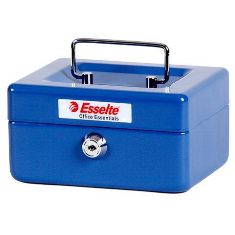 CASH BOX CLASSIC NO6 BLUE  ESSELTE-CQS9 - 9310691310687