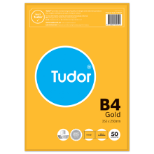 TUDOR B4 HI-GOLD  PEEL & SEAL ENVELOPES PK50