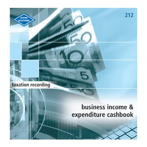 ZIONS BUSINESS INCOME & EXPENDITURE BOOK