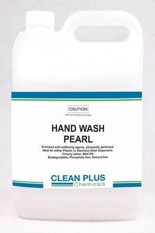 CLEAN PLUS SOFT SOAP - PEARLY SATIN 5L