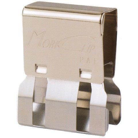 CARL MORI CLIP CLIP PAPER MC53 LARGE SILVER -CQS14 - 4971760940362