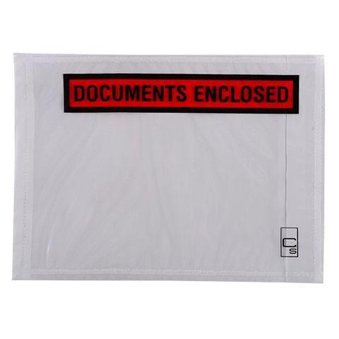 DOCUMENT ENCLOSED LABELOPE BX1000