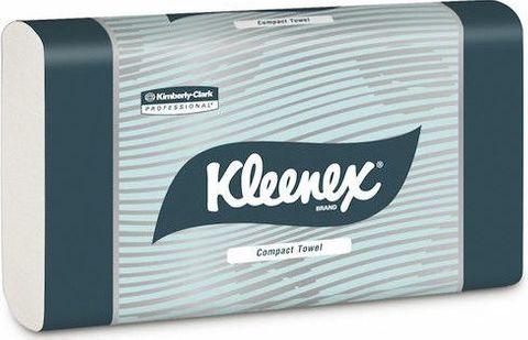 KLEENEX 4440 INTERLEAVED COMPACT TOWEL 90 SHEET 29.5CM X 19CM