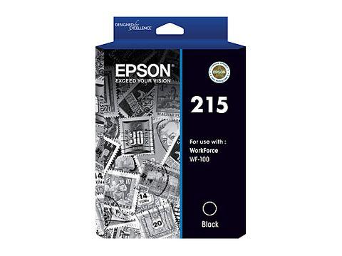 DYN-C13T215192 EPSON 215 BLACK INK CARTRIDGE - CQS1