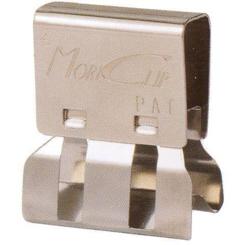 CARL MORI CLIP CLIP PAPER MC52 SMALL SILVER -CQS14 - 4971760940317