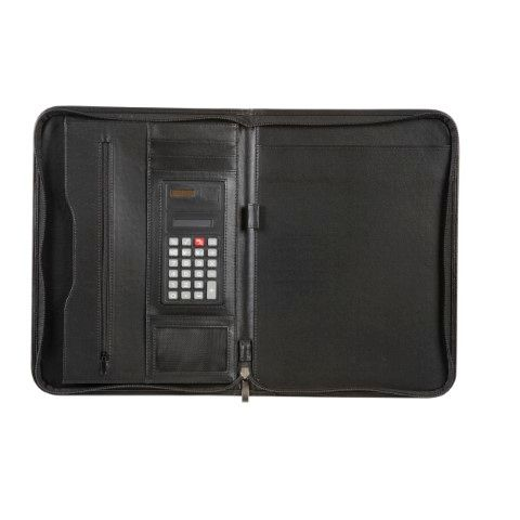 SPIRAX SLIMLINE ZIPPERED NOTEBOOK/COMPENDIUM A4 - 9312828573484
