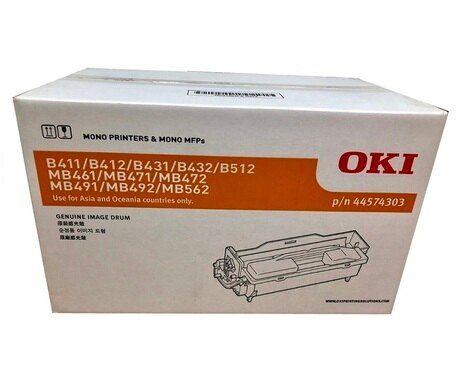 DYN-44574303 OKI B431 DRUM UNIT - 23000 PAGES -CQS1