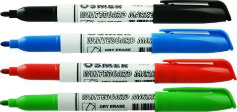 OSMER FINE WHITEBOARD MARKER - RED