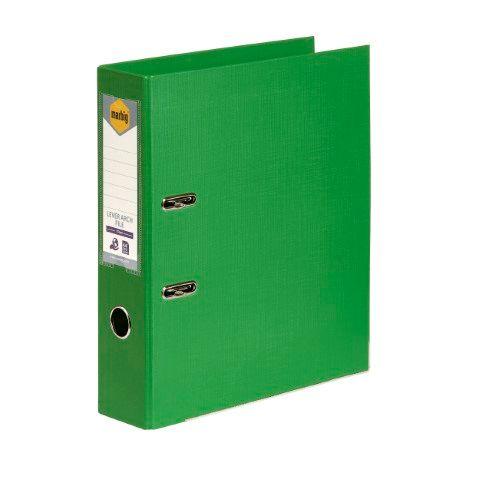 LEVER ARCH FILE PE A4 GREEN MARBIG-CQS15 - 9312311205762